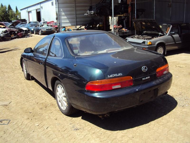 1992 lexus coupe
