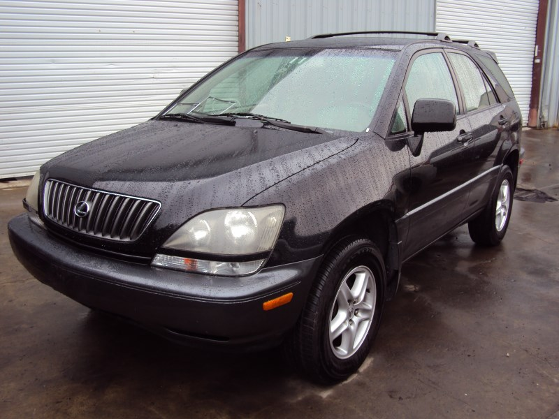 2000 Lexus Rx 300 Suv 3 0l V6 At Awd Color Black Stk Z13463