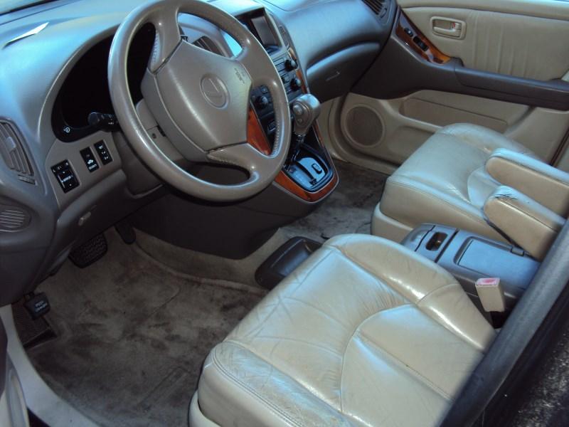 2000 Lexus Rx300 Model Suv 3 0l V6 At Awd Color Black Z13472
