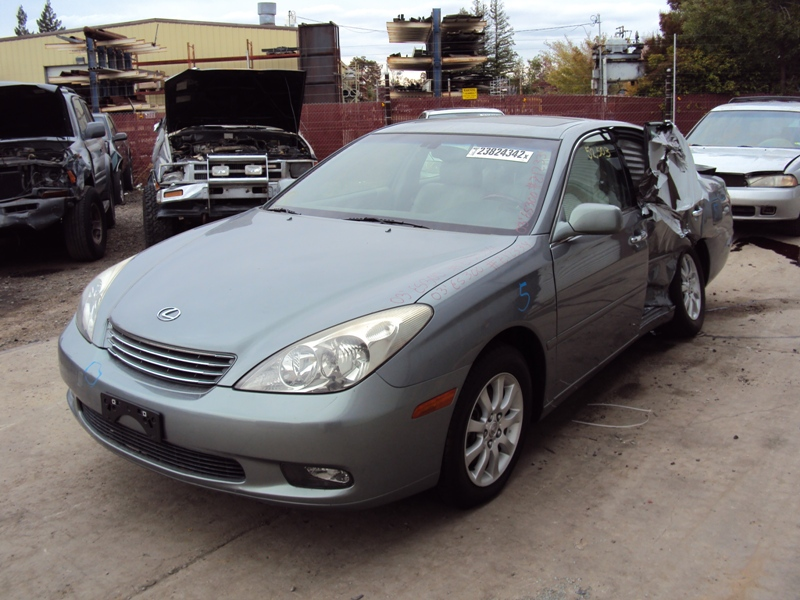 2003 LEXUS ES300 4 DOOR SEDAN 3.0L AT COLOR GRAY STK Z12334 ...