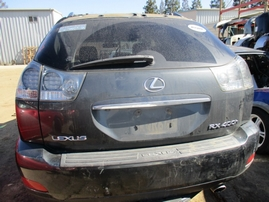 2007 LEXUS RX400H GRAY 3.3L AT 4WD Z17626