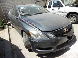 2006 LEXUS GS300 GRAY 3.0L AT Z17715