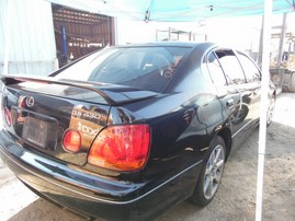 2004 LEXUS GS430 BLACK 4.3L AT 2WD Z18272