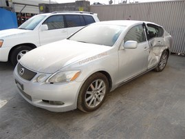 2006 LEXUS GS300 SILVER 3.0 AT 2WD Z19847